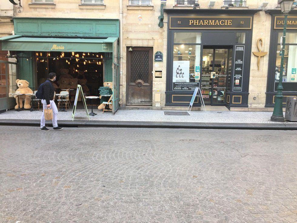 Appartement à louer 1 13.23m2 à Paris 2 vignette-8