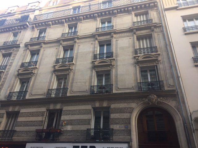 Appartement à louer 2 32.07m2 à Paris 11 vignette-7