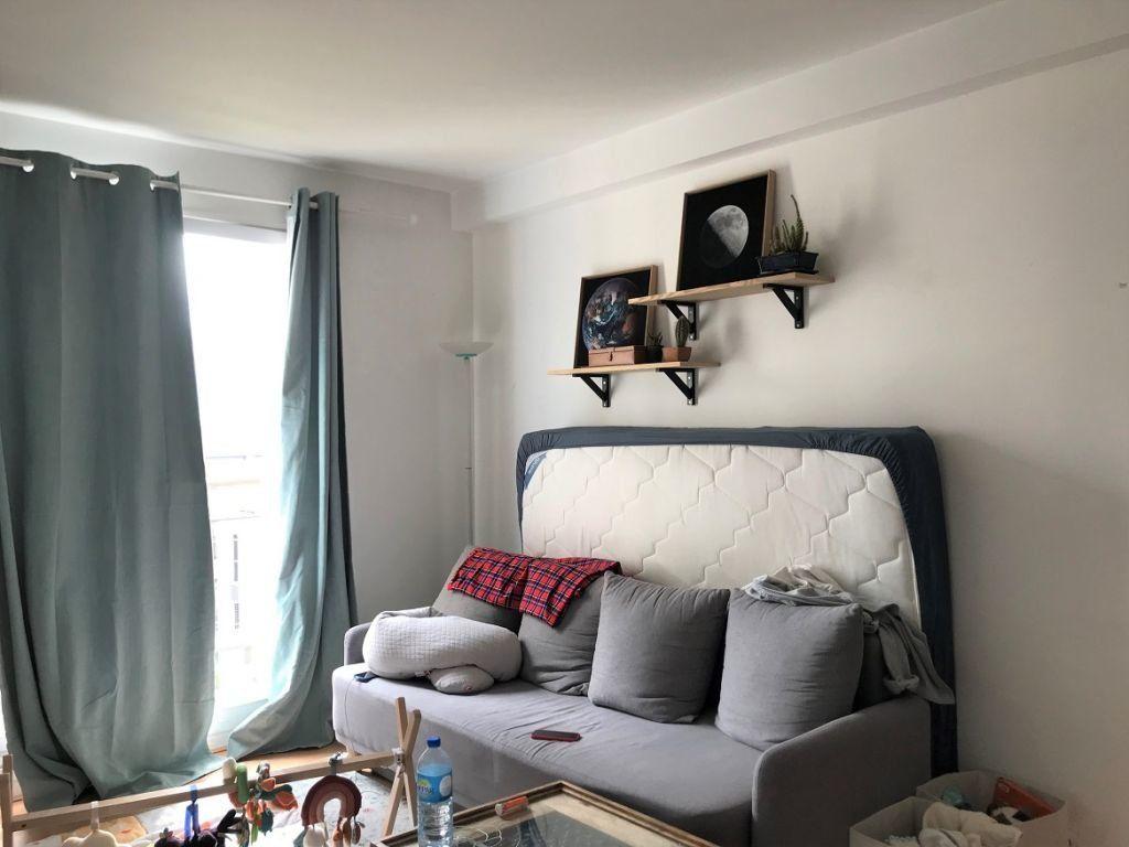 Appartement à louer 2 40.3m2 à Paris 20 vignette-1