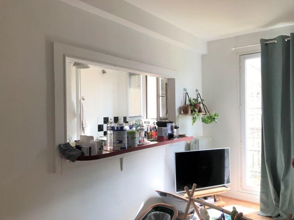 Appartement à louer 2 40.3m2 à Paris 20 vignette-3