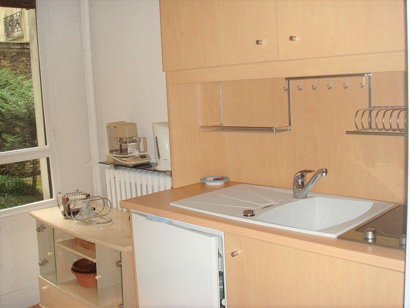 Appartement à louer 1 12.55m2 à Paris 16 vignette-2