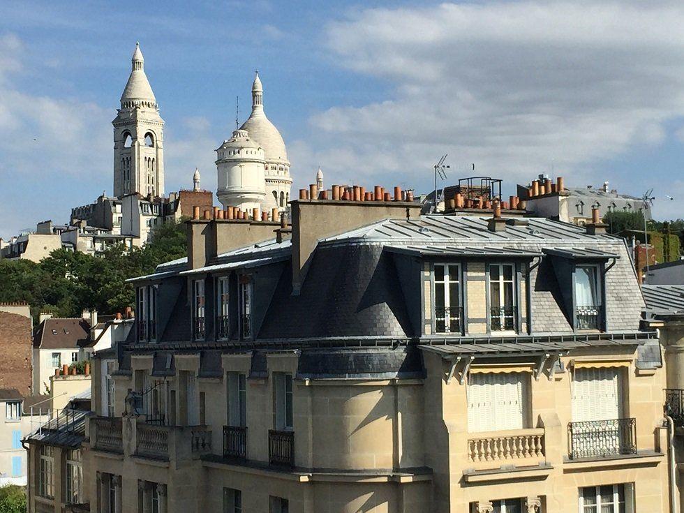 Appartement à louer 1 20.09m2 à Paris 18 vignette-1