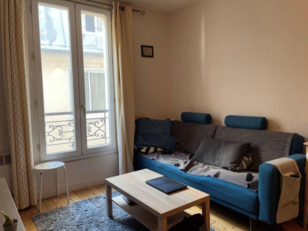 Appartement à louer 2 25.01m2 à Paris 11 vignette-4