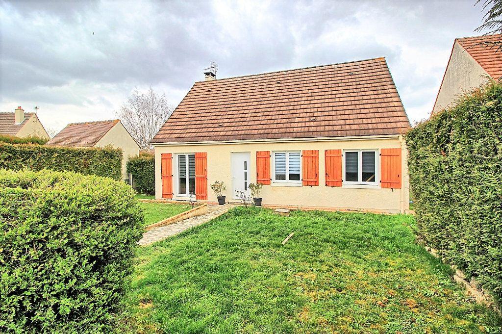 Maison à vendre 4 76m2 à Estrées-Saint-Denis vignette-1