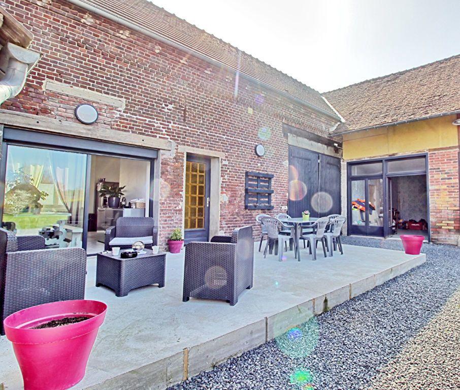 Maison à vendre 5 155m2 à Estrées-Saint-Denis vignette-1