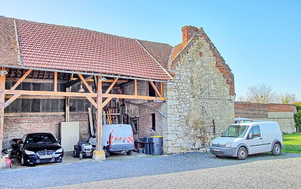 Maison à vendre 5 155m2 à Estrées-Saint-Denis vignette-2
