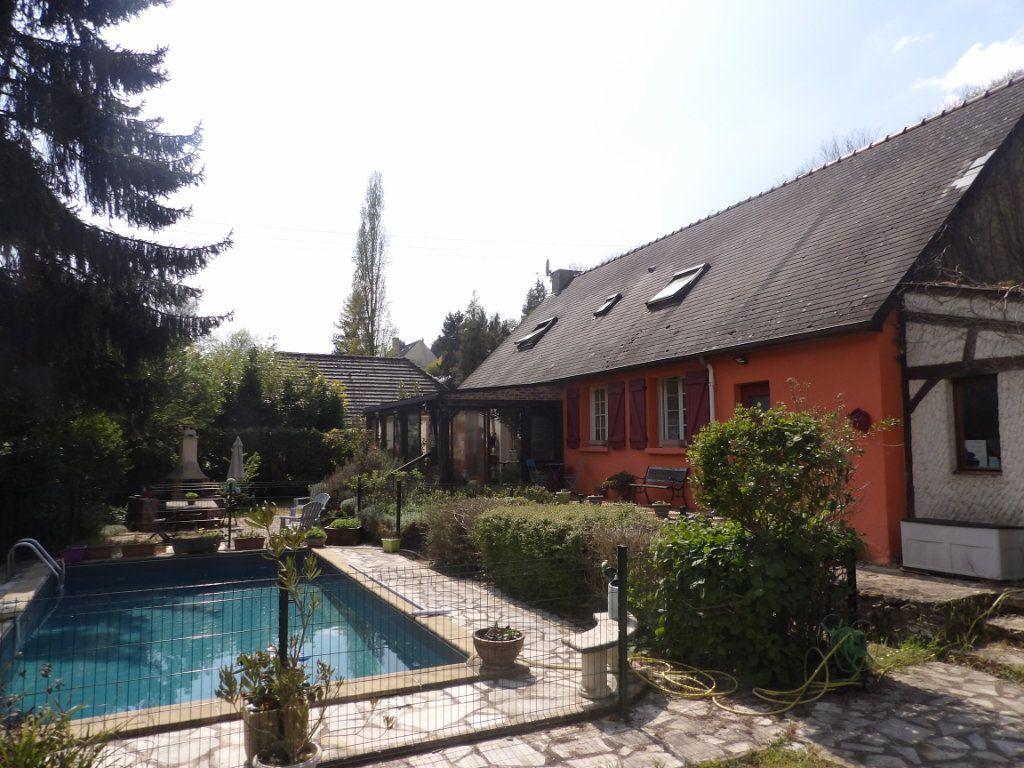 Maison à vendre 9 185.88m2 à Dampsmesnil vignette-1