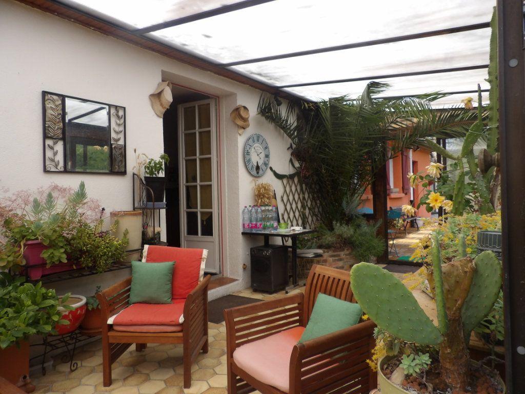 Maison à vendre 9 185.88m2 à Dampsmesnil vignette-2