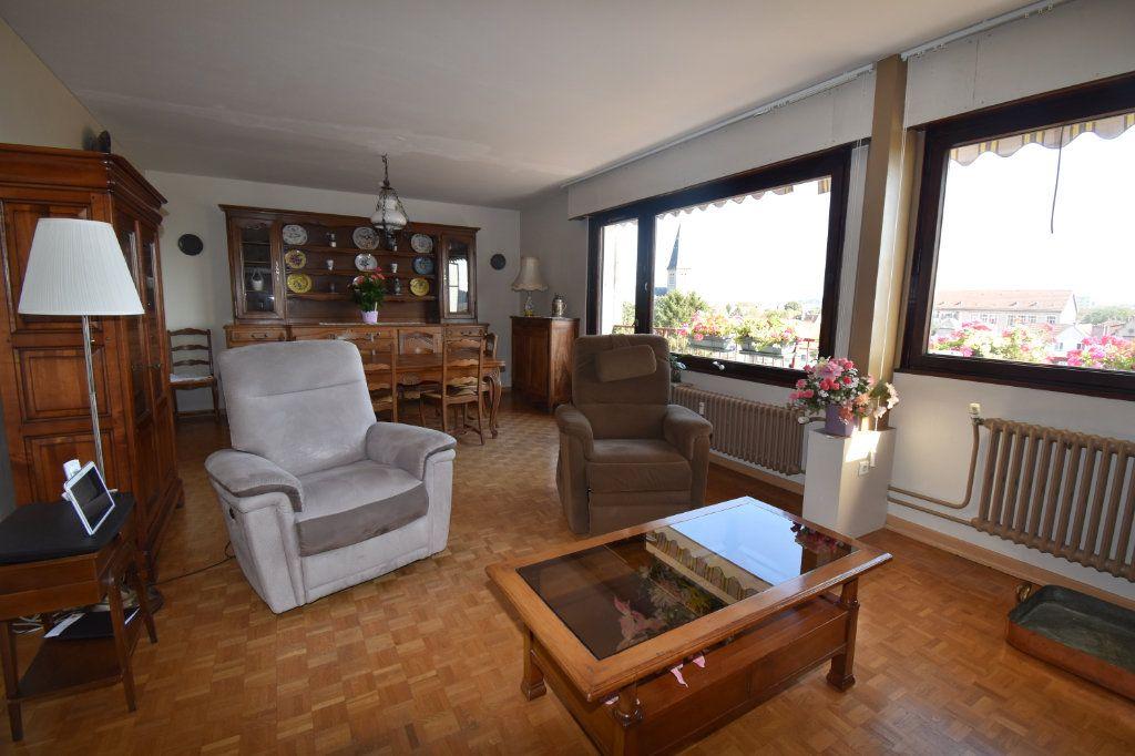 Appartement à vendre 5 93.72m2 à Metz vignette-2