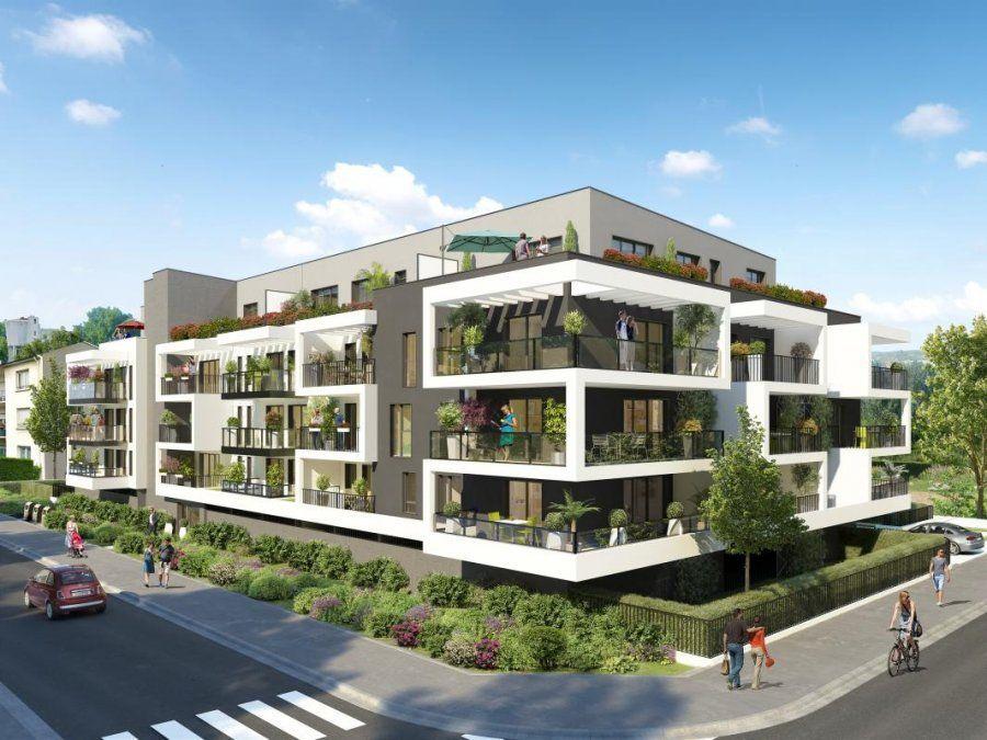 Appartement à louer 2 46.75m2 à Montigny-lès-Metz vignette-1