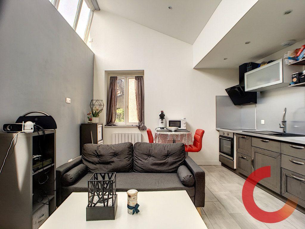 Appartement à vendre 2 39.55m2 à Trévoux vignette-1