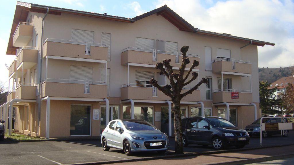 Appartement à louer 2 37m2 à Divonne-les-Bains vignette-1