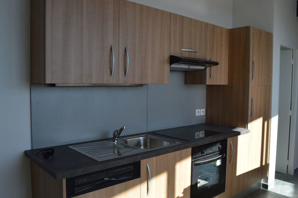 Appartement à louer 2 38.43m2 à Gex vignette-1