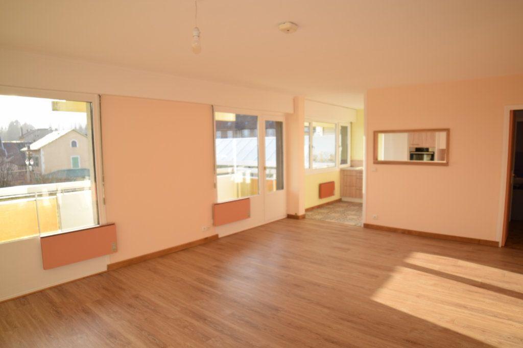 Appartement à louer 4 92.05m2 à Gex vignette-1
