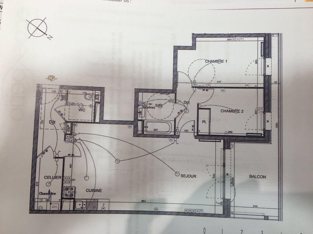 Appartement à louer 3 77.21m2 à Gex vignette-2