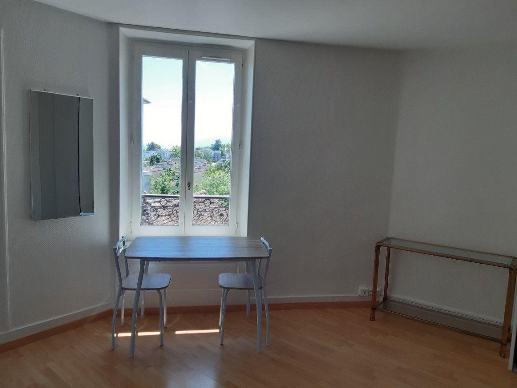 Appartement à louer 1 18.95m2 à Gex vignette-3