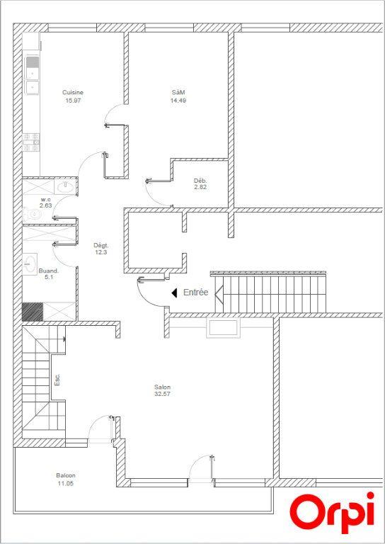 Appartement à vendre 6 172.83m2 à Annemasse vignette-14