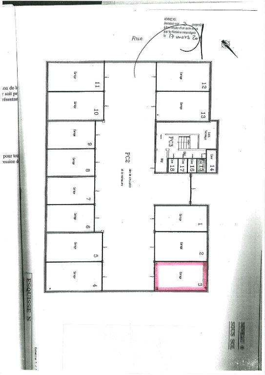 Appartement à louer 3 65.74m2 à Marange-Silvange plan-2