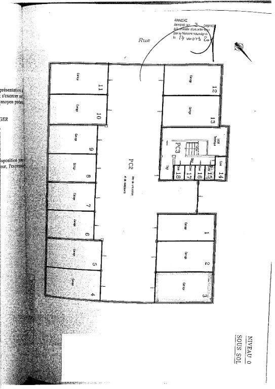Appartement à louer 3 65.74m2 à Marange-Silvange plan-3