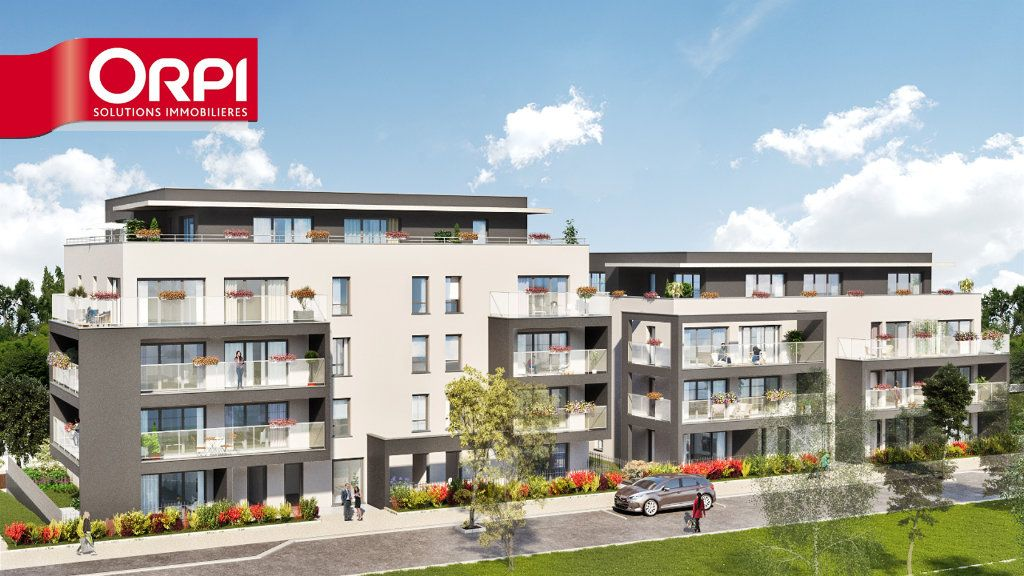 Appartement à vendre 3 66.7m2 à Metz vignette-1