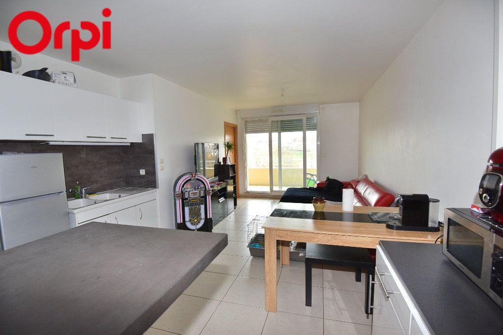 Appartement à vendre 2 41.96m2 à Guénange vignette-1