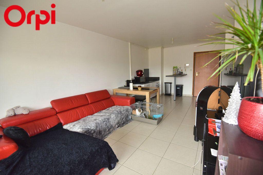 Appartement à vendre 2 41.96m2 à Guénange vignette-2