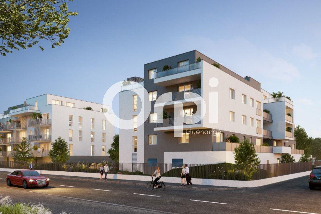Appartement à vendre 2 44.64m2 à Thionville vignette-1
