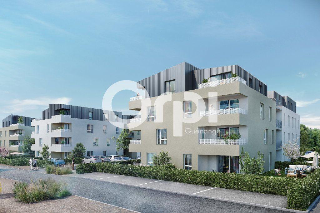 Appartement à vendre 3 63.76m2 à Guénange vignette-1
