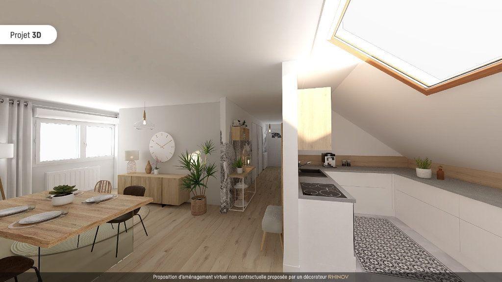 Appartement à vendre 3 62.55m2 à Mondelange vignette-1