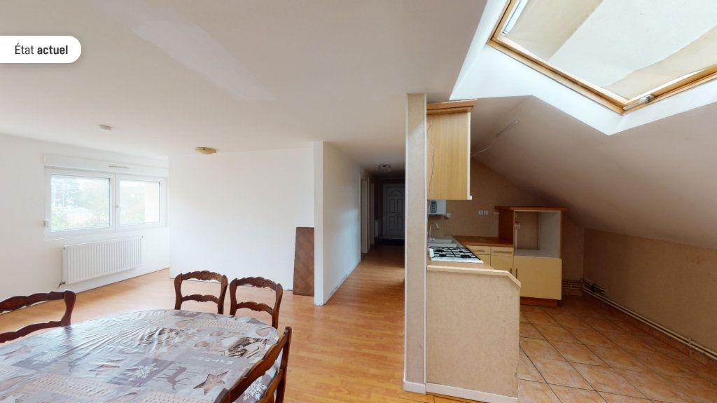 Appartement à vendre 3 62.55m2 à Mondelange vignette-2