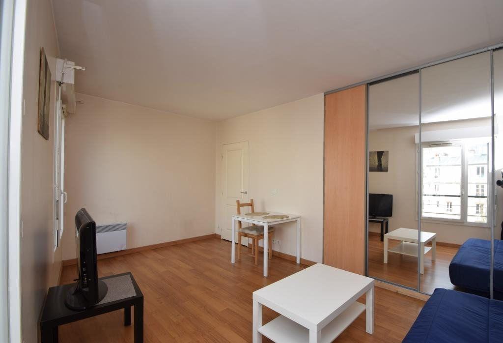 Appartement à louer 1 26.76m2 à Paris 19 vignette-6