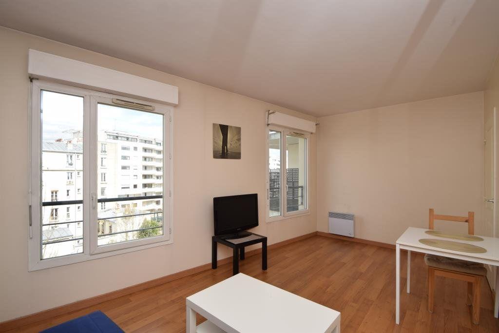 Appartement à louer 1 26.76m2 à Paris 19 vignette-7