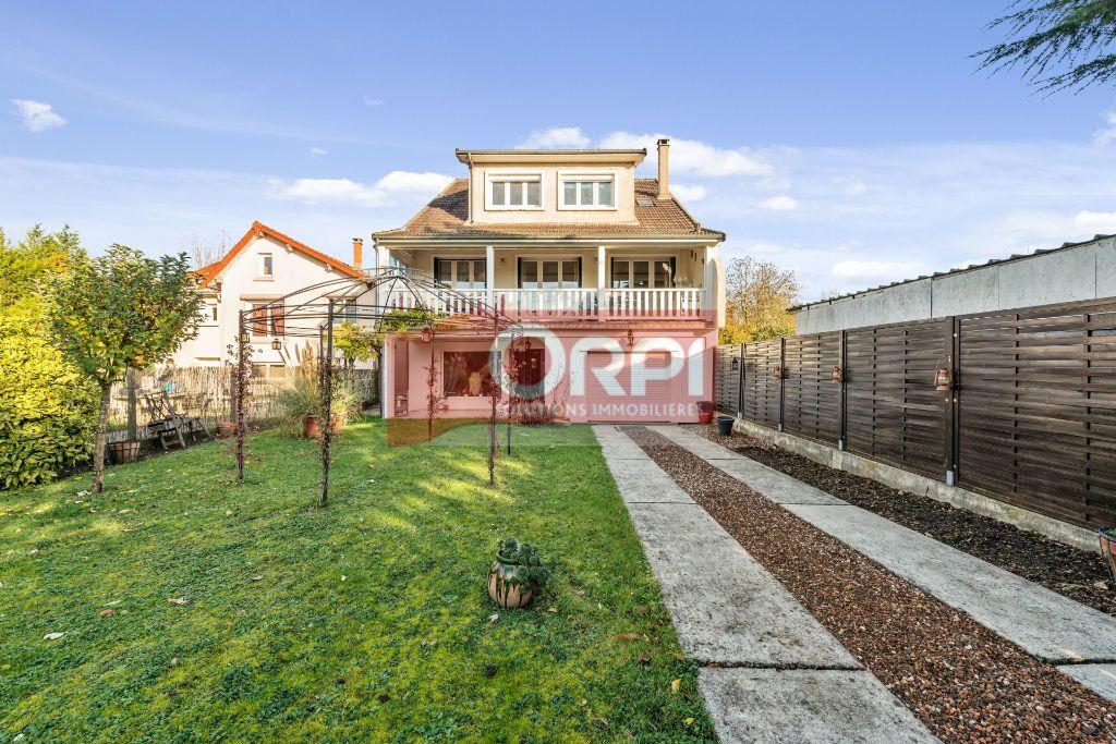 Maison à vendre 9 235m2 à Champs-sur-Marne vignette-2