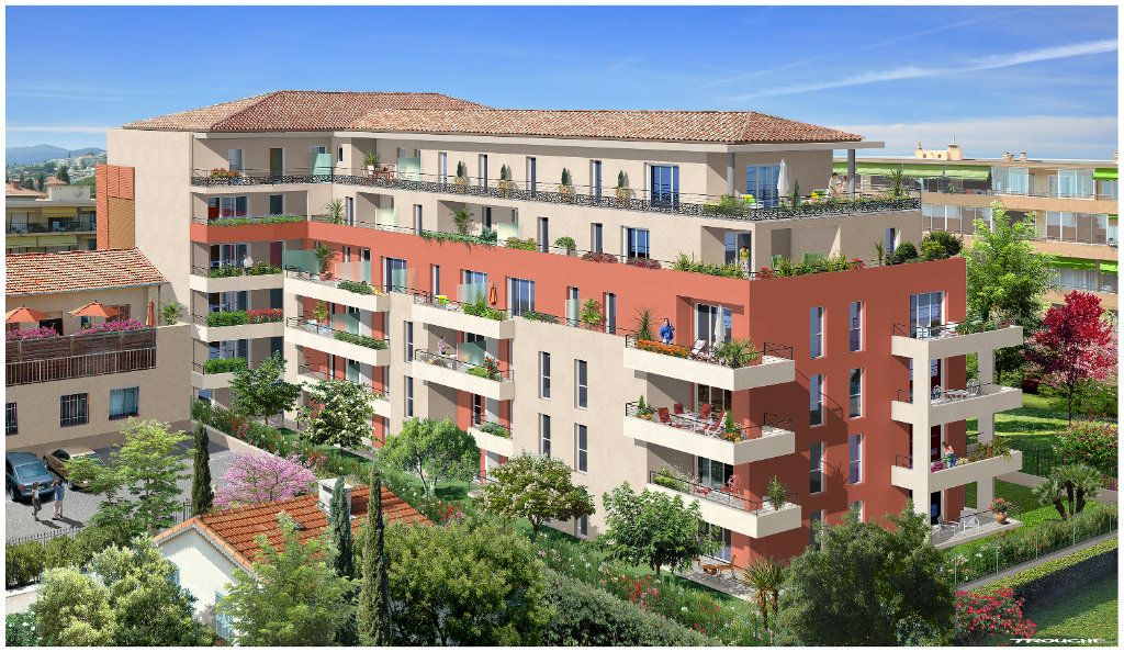 Appartement à vendre 2 34.72m2 à Saint-Laurent-du-Var vignette-1