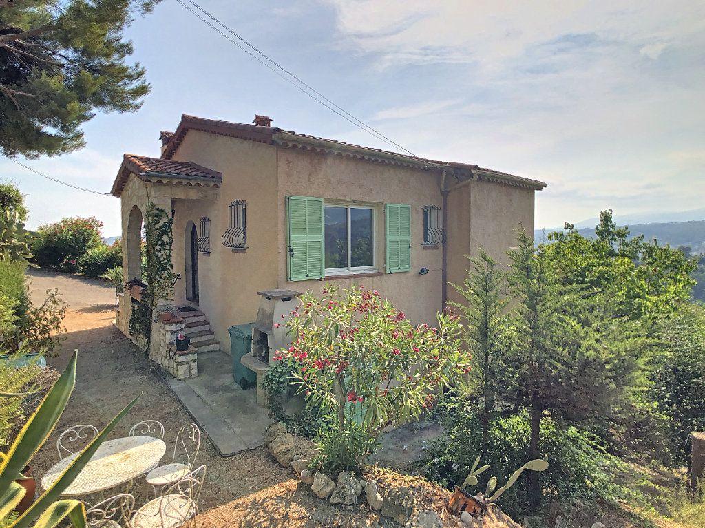Maison à vendre 5 115m2 à Saint-Paul-de-Vence vignette-5