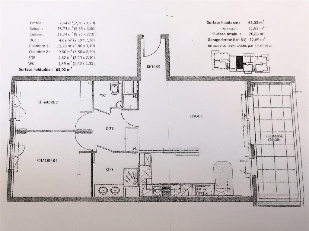 Appartement à vendre 3 65.12m2 à Cagnes-sur-Mer vignette-12