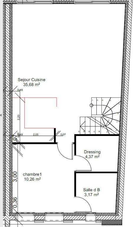 Maison à vendre 0 0m2 à Messein plan-1