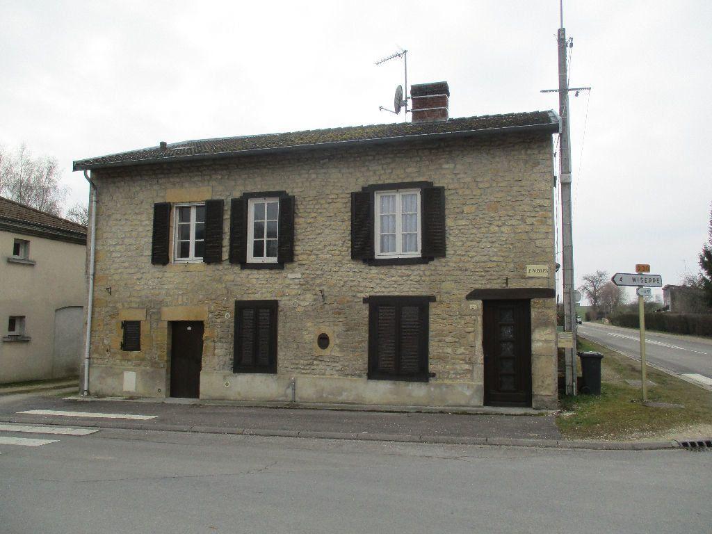 Maison à vendre 4 90m2 à Laneuville-sur-Meuse vignette-1