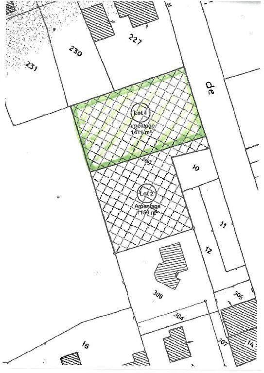 Terrain à vendre 0 1411m2 à Les Monthairons vignette-1