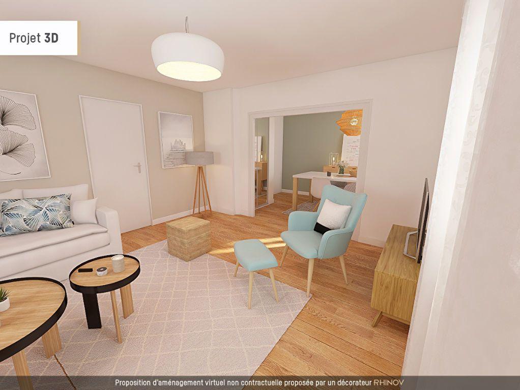 Appartement à vendre 3 62.38m2 à Metz vignette-2