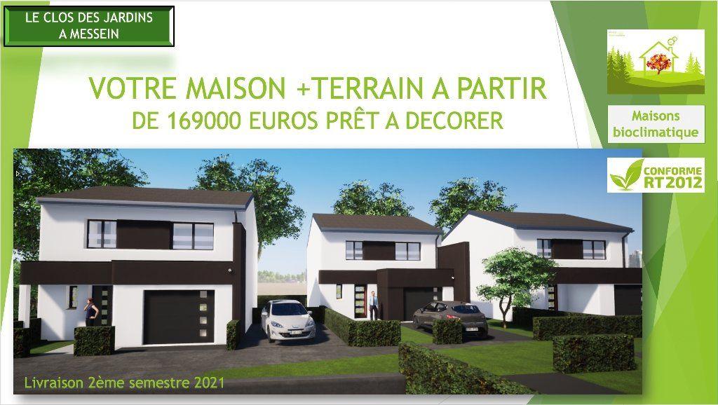 Maison à vendre 4 98m2 à Messein vignette-3