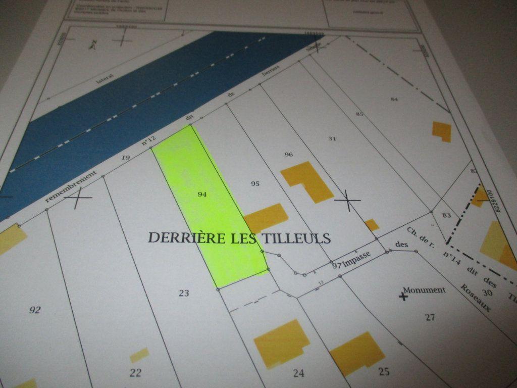Terrain à vendre 0 1394m2 à Champneuville vignette-1