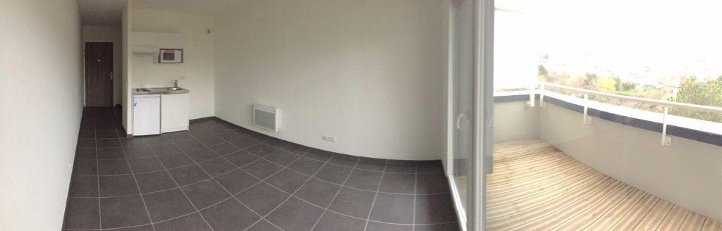 Appartement à louer 1 23.86m2 à Laxou vignette-1