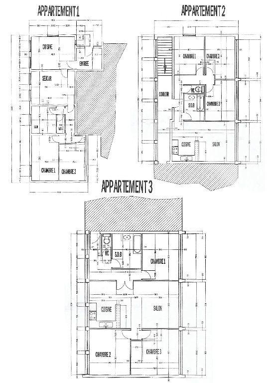 Immeuble à vendre 0 613m2 à Lunéville vignette-1