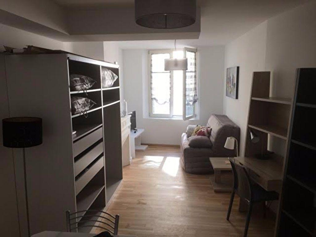 Appartement à louer 1 27m2 à Nancy vignette-5