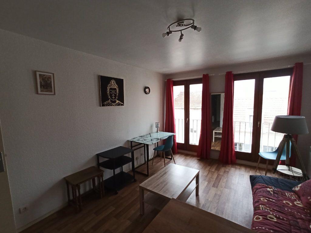 Appartement à louer 1 26.44m2 à Nancy vignette-5