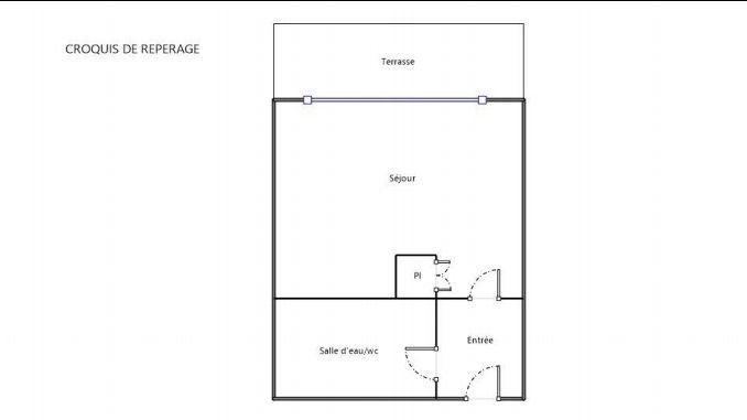 Appartement à vendre 1 22.93m2 à Trouville-sur-Mer vignette-9