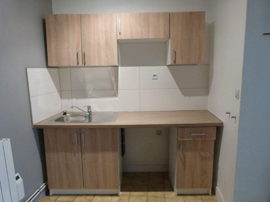 Appartement à louer 1 32m2 à Rouen vignette-2