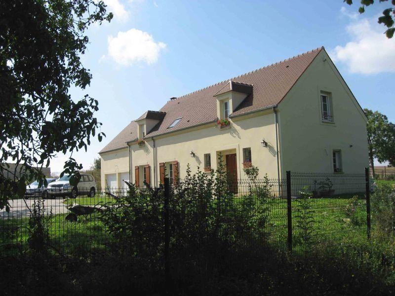 Maison à vendre 8 227m2 à Courcelles-sur-Viosne vignette-1