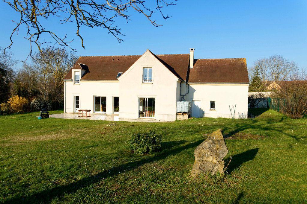 Maison à vendre 8 227m2 à Courcelles-sur-Viosne vignette-3